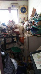 仙台汚部屋の片付けお手伝い作業