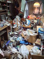 CA3A1304 ゴミ・汚部屋片付け