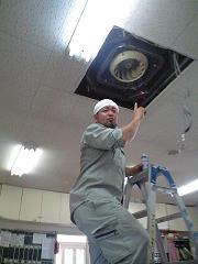 エアコンクリーニング仙台3