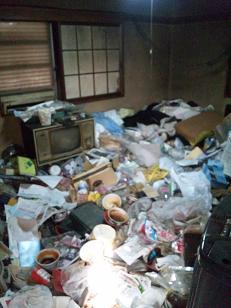 SBSH0072 ゴミ・汚部屋片付け