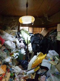 SBSH0073 ゴミ・汚部屋片付け